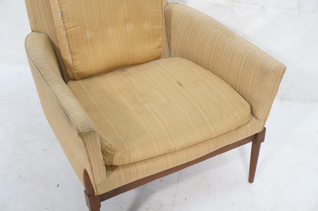 PAUL MCCOBB Style AMERICAN MODERN Walnut Lounge C - 3