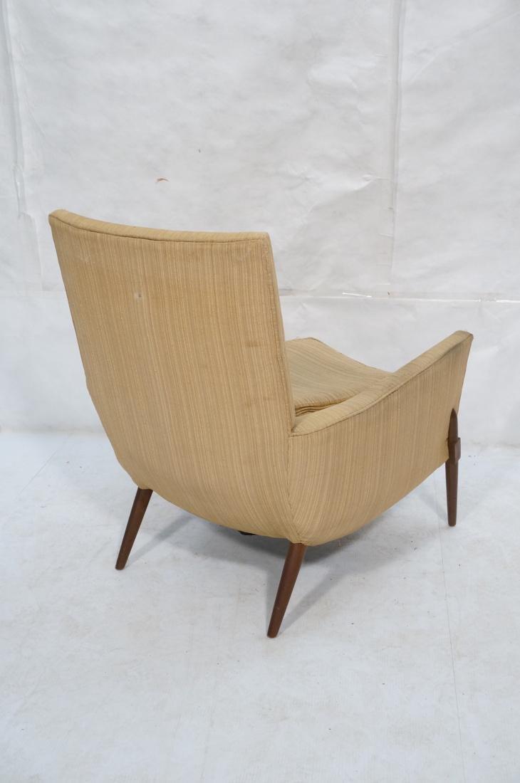 PAUL MCCOBB Style AMERICAN MODERN Walnut Lounge C - 8