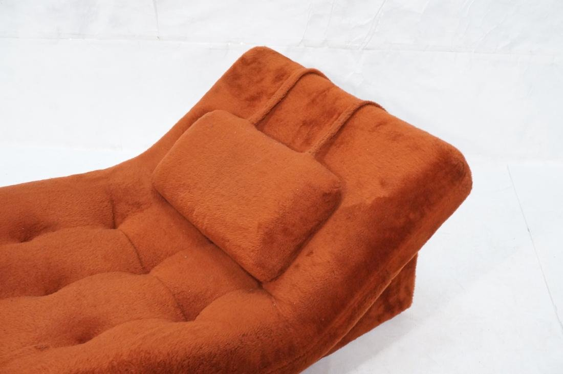 ADRIAN PEARSALL Style Wave Chaise Lounge. Complet - 2