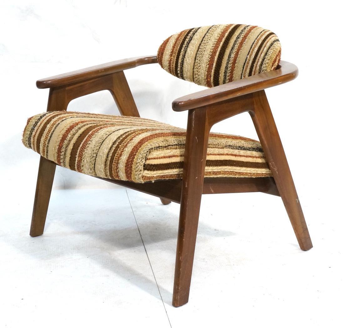 ADRIAN PEARSALL AMERICAN MODERN Lounge Chair. Slo