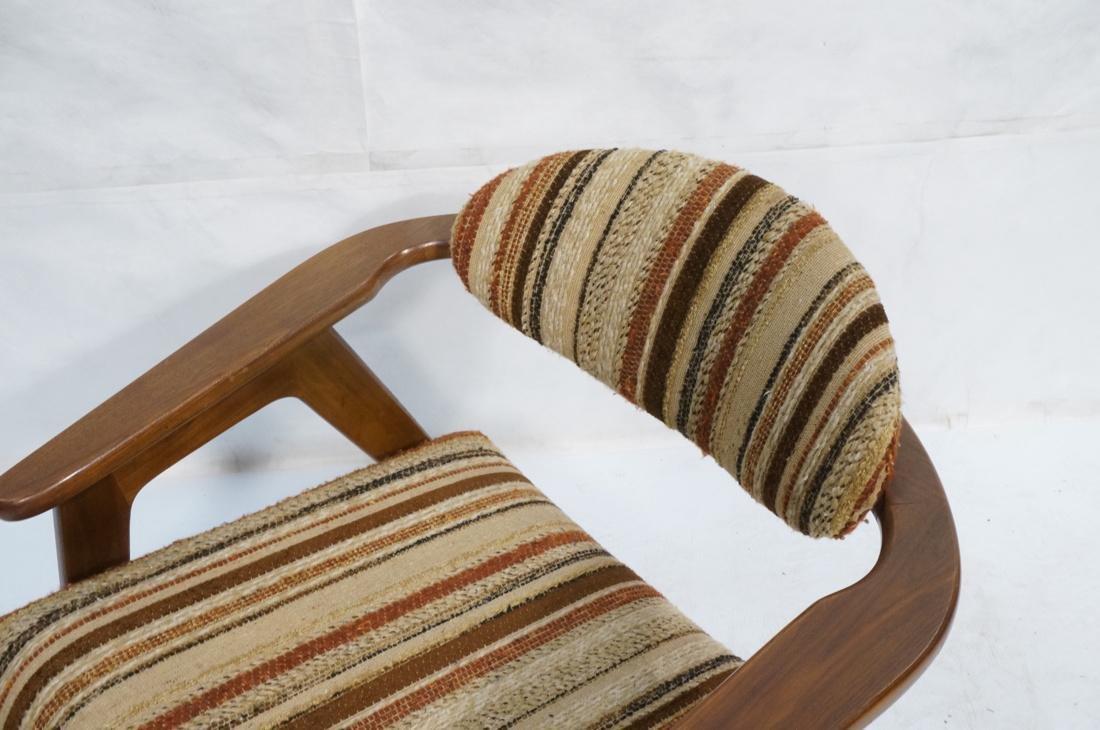 ADRIAN PEARSALL AMERICAN MODERN Lounge Chair. Slo - 2