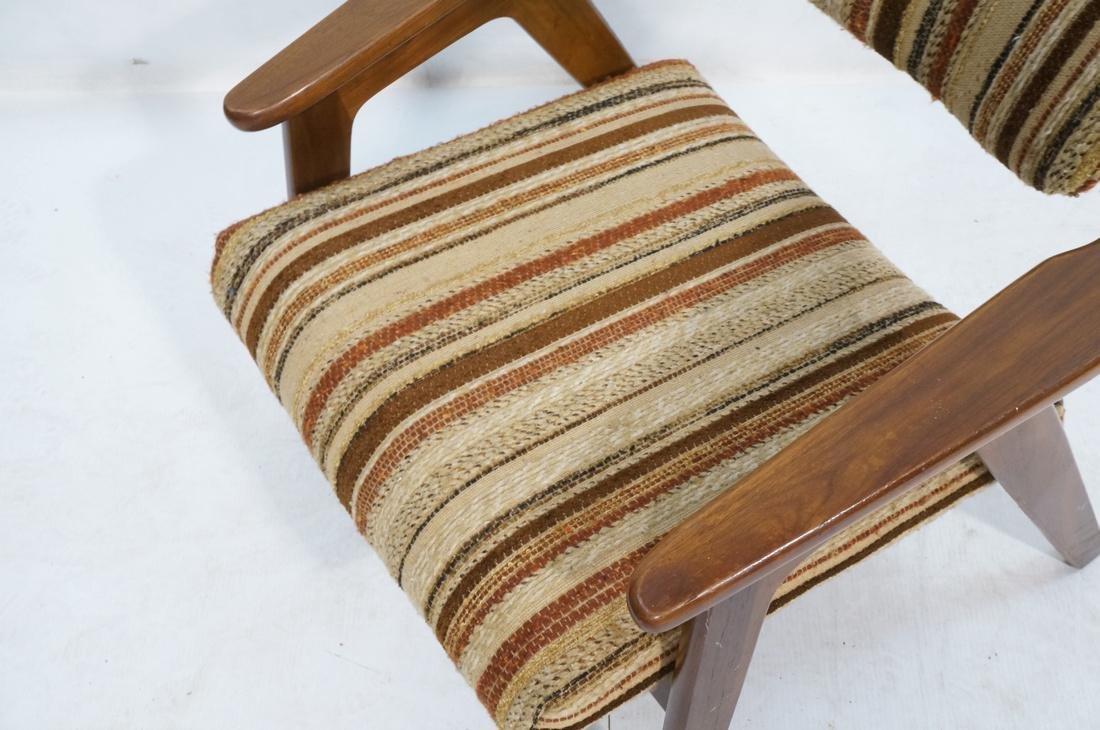 ADRIAN PEARSALL AMERICAN MODERN Lounge Chair. Slo - 3