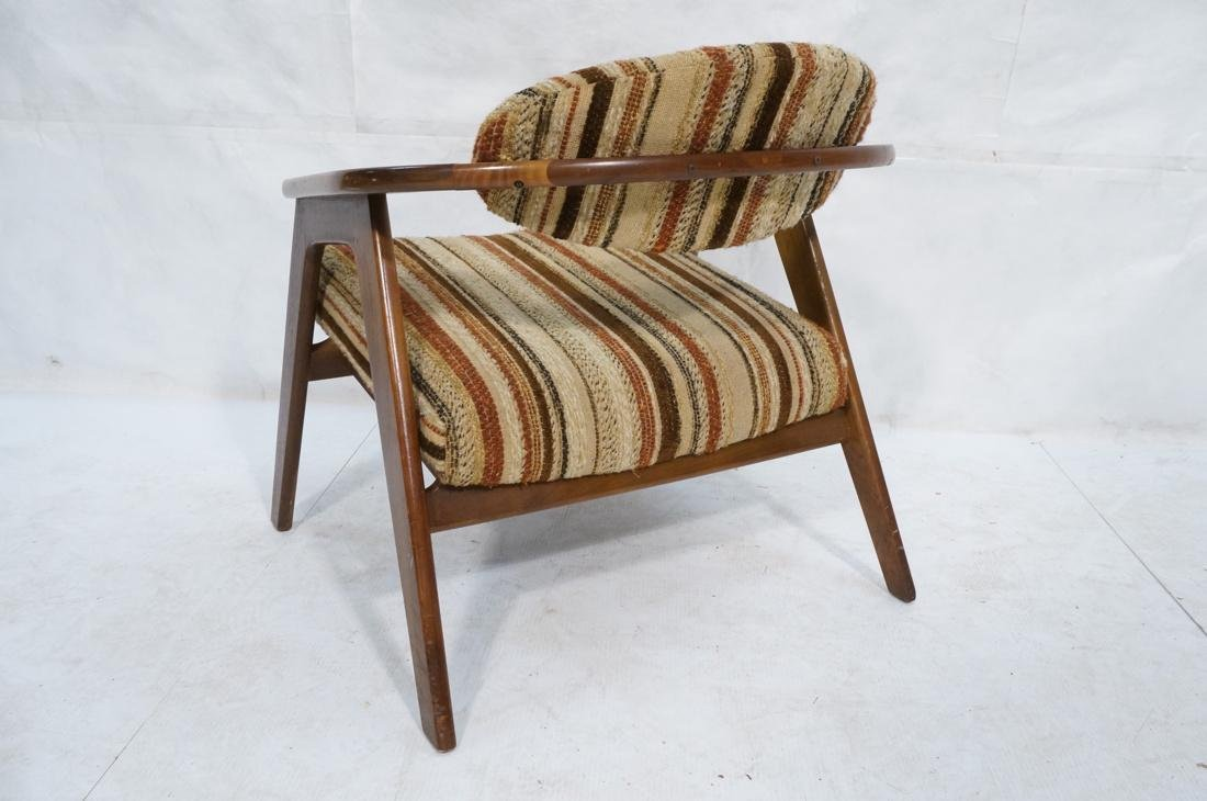 ADRIAN PEARSALL AMERICAN MODERN Lounge Chair. Slo - 5