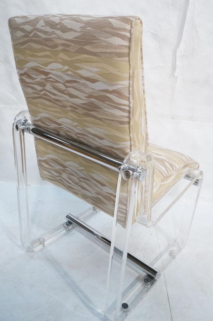 Set 6 Hollis Jones Style Dining Chairs with Lucit - 10
