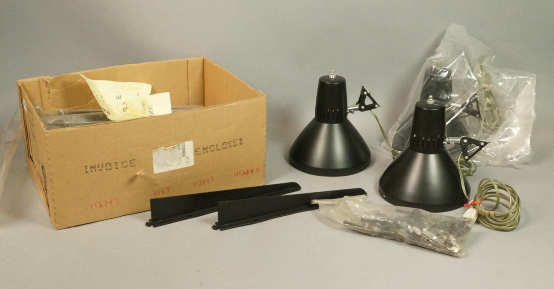 OMNI By GEORGE NELSON Shelf Unit Parts. Includes