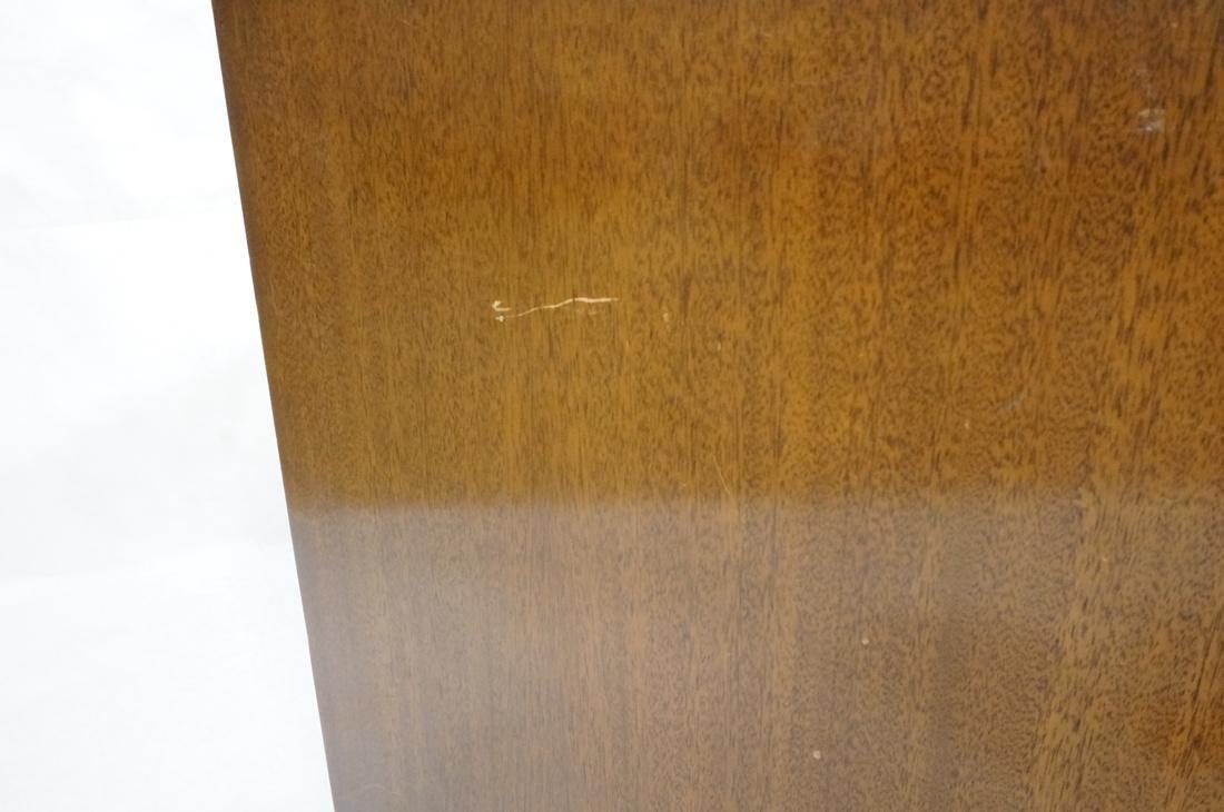 HARVEY PROBBER 2 Sliding Door Walnut Cabinet. Rai - 4