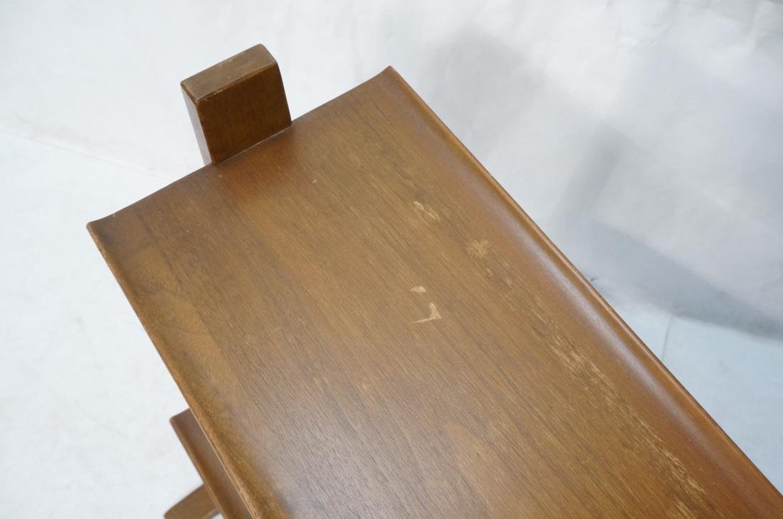 JOHN VAN KOERT for DREXEL PROFILE Two Shelf Bookc - 3