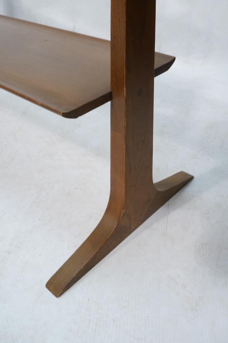 JOHN VAN KOERT for DREXEL PROFILE Two Shelf Bookc - 5