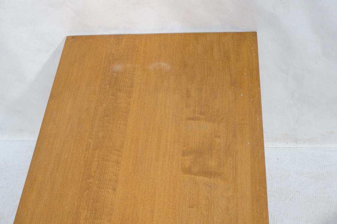 2 PAUL MCCOBB Modern Maple Coffee Tables. Tapered - 2