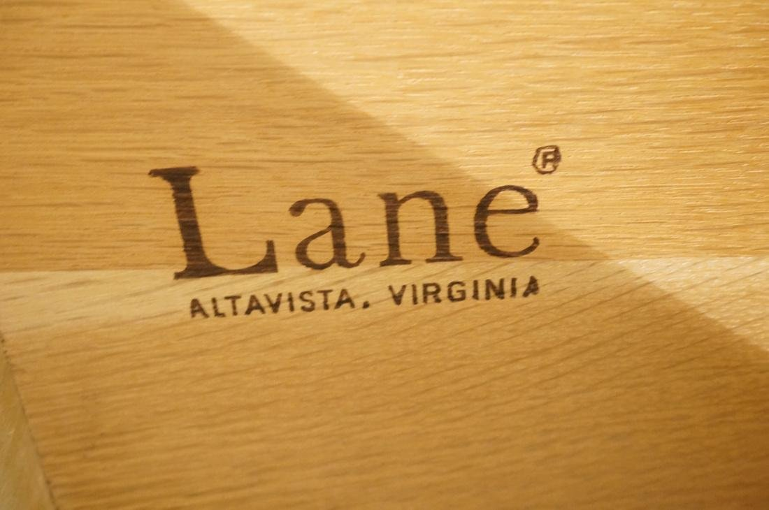 LANE 6 Drawer Credenza Side Board Dresser. Walnut - 3