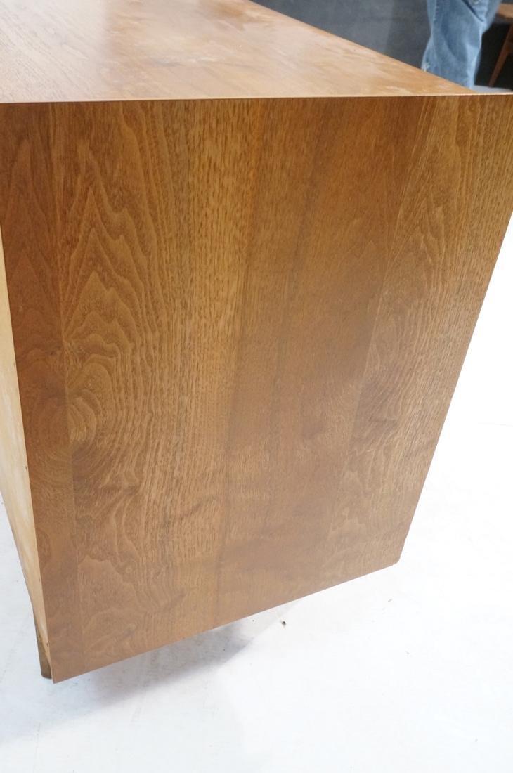 LANE 6 Drawer Credenza Side Board Dresser. Walnut - 6