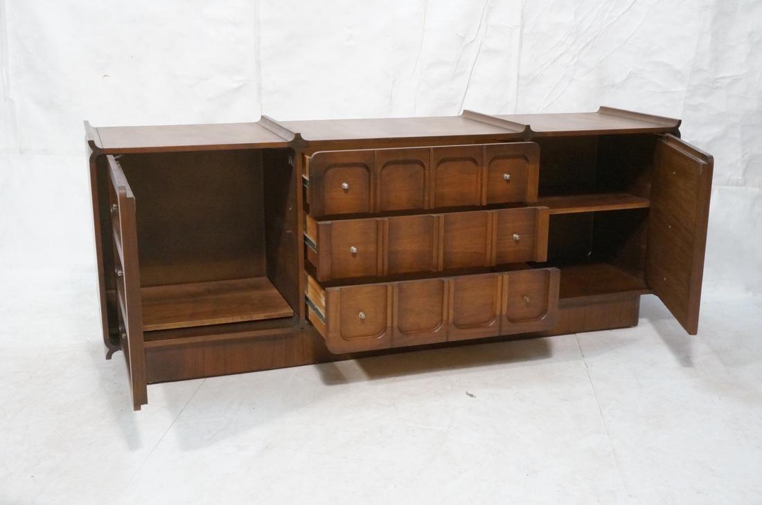 Modern Credenza Side Board Dresser. American waln - 2