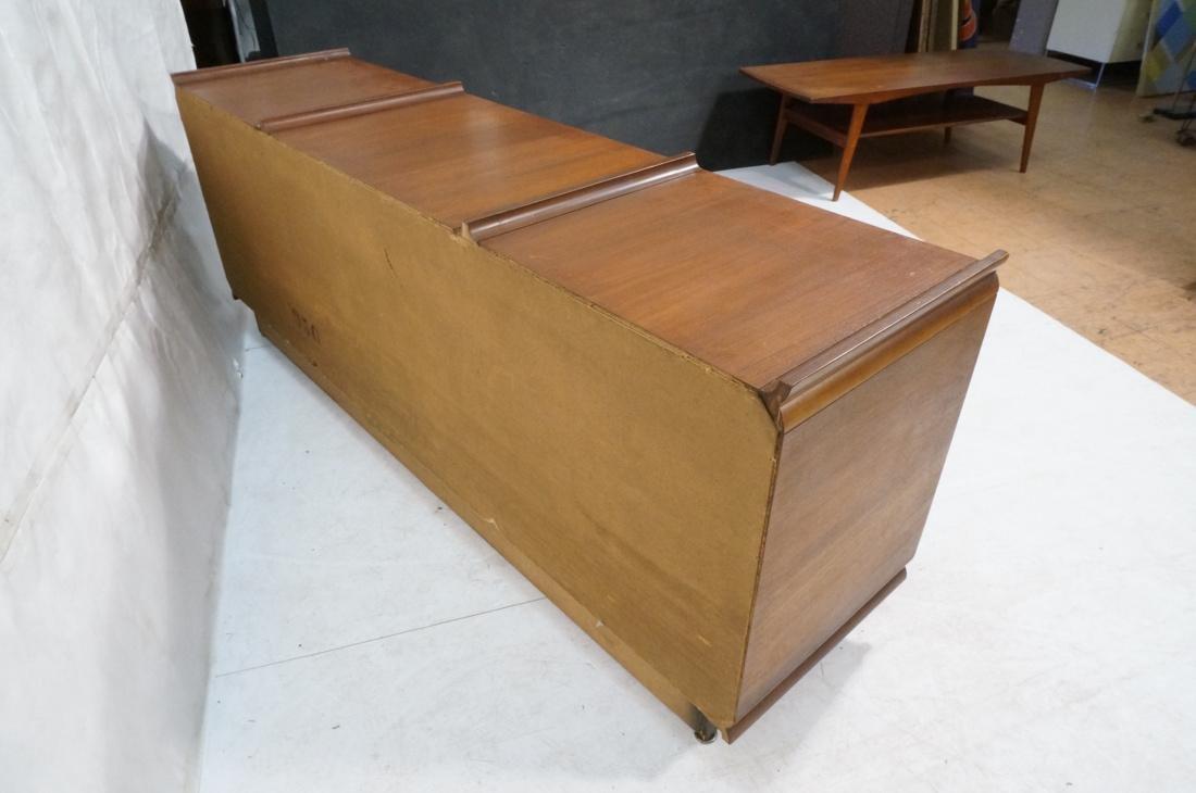 Modern Credenza Side Board Dresser. American waln - 7