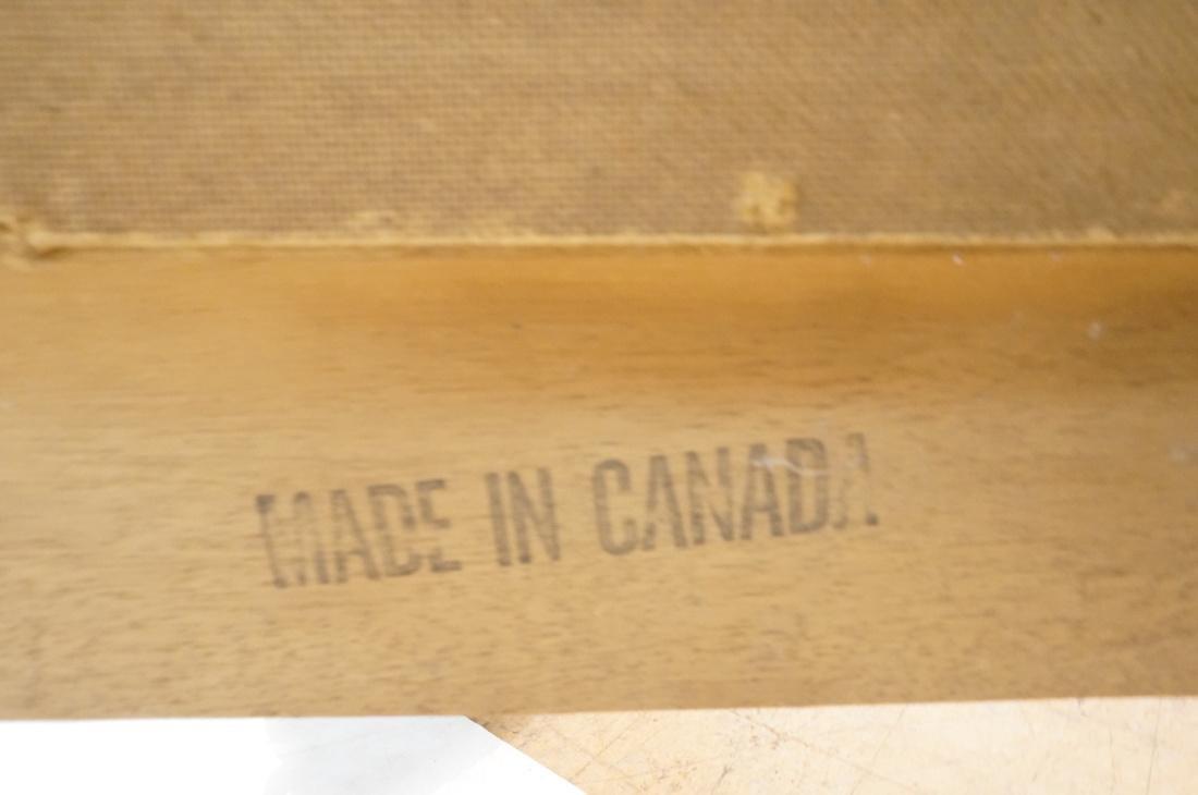 Modern Credenza Side Board Dresser. American waln - 9