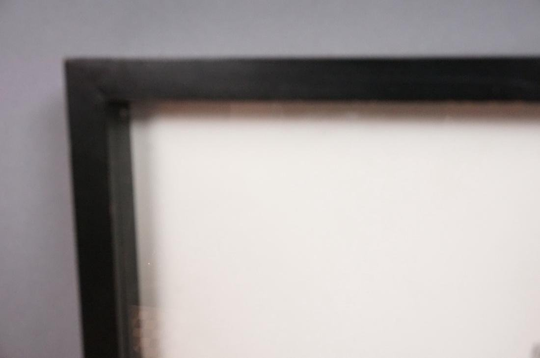 Framed ARNOLD NEWMAN B&W Photo 2 Dancers in black - 5