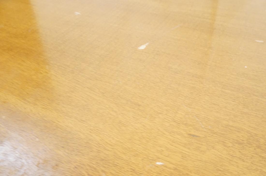 Pr Regency Style Mahogany 6 Drawer Chests. Eboniz - 10
