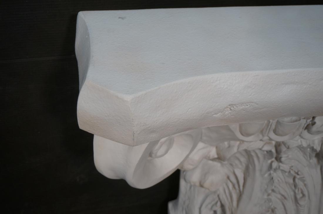 Cast Architectural Capital Pediment Table. Unknow - 2