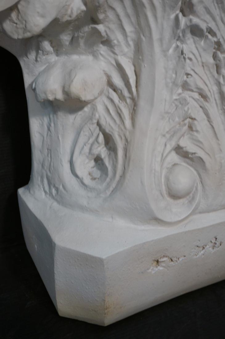 Cast Architectural Capital Pediment Table. Unknow - 3