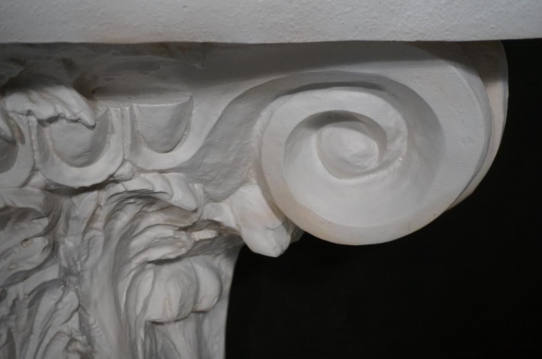 Cast Architectural Capital Pediment Table. Unknow - 5