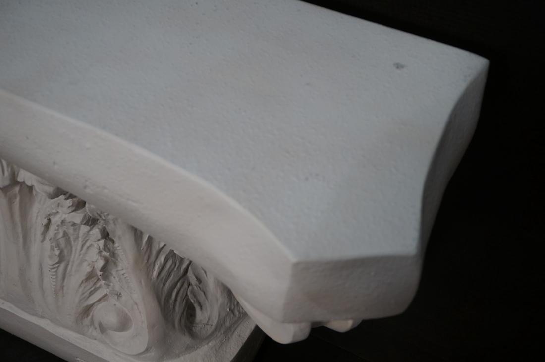 Cast Architectural Capital Pediment Table. Unknow - 6