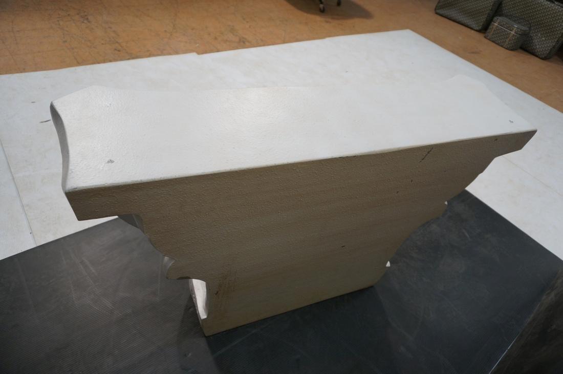 Cast Architectural Capital Pediment Table. Unknow - 9