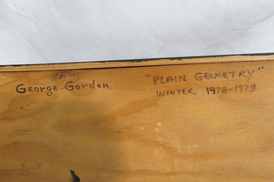 GEORGE GORDON 3D Mixed Medium Assemblage. - 5