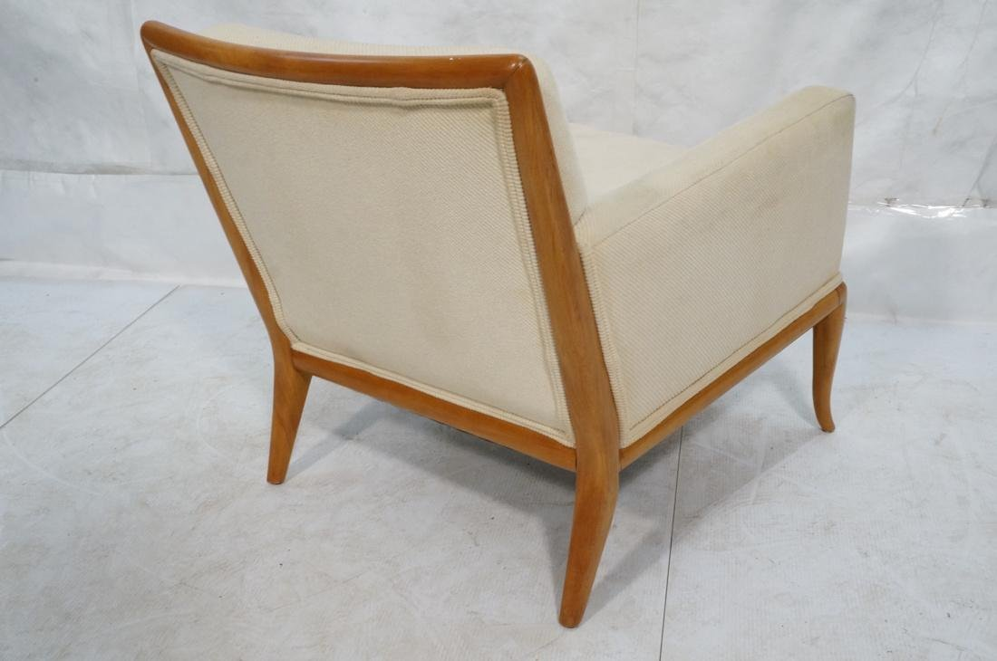 ROBSJOHN GIBBINGS Blond Wood Lounge Chair. Wood f - 10