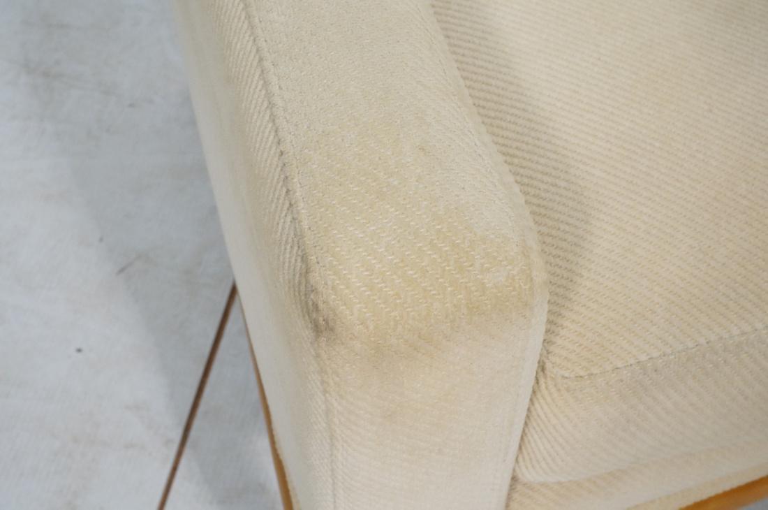 ROBSJOHN GIBBINGS Blond Wood Lounge Chair. Wood f - 3
