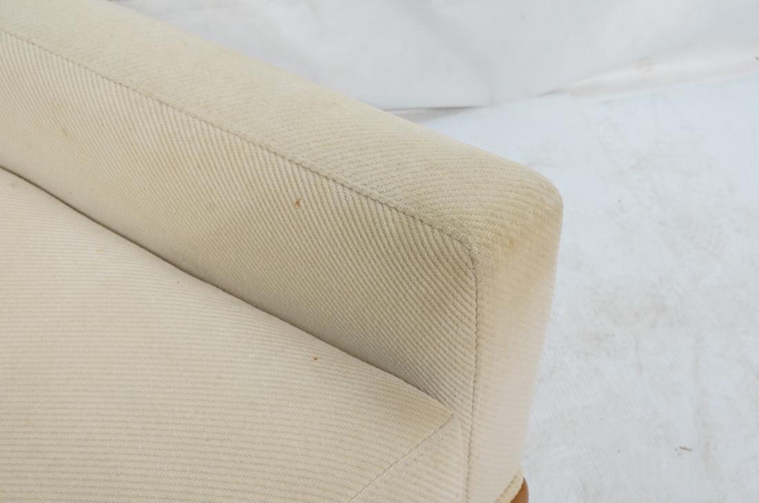 ROBSJOHN GIBBINGS Blond Wood Lounge Chair. Wood f - 4