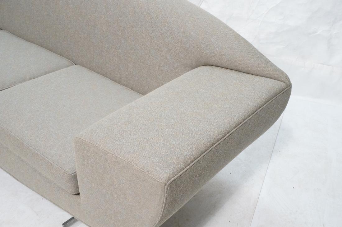 JOHANNES ANDERSEN Capri Sofa Couch. Dramatic wide - 2
