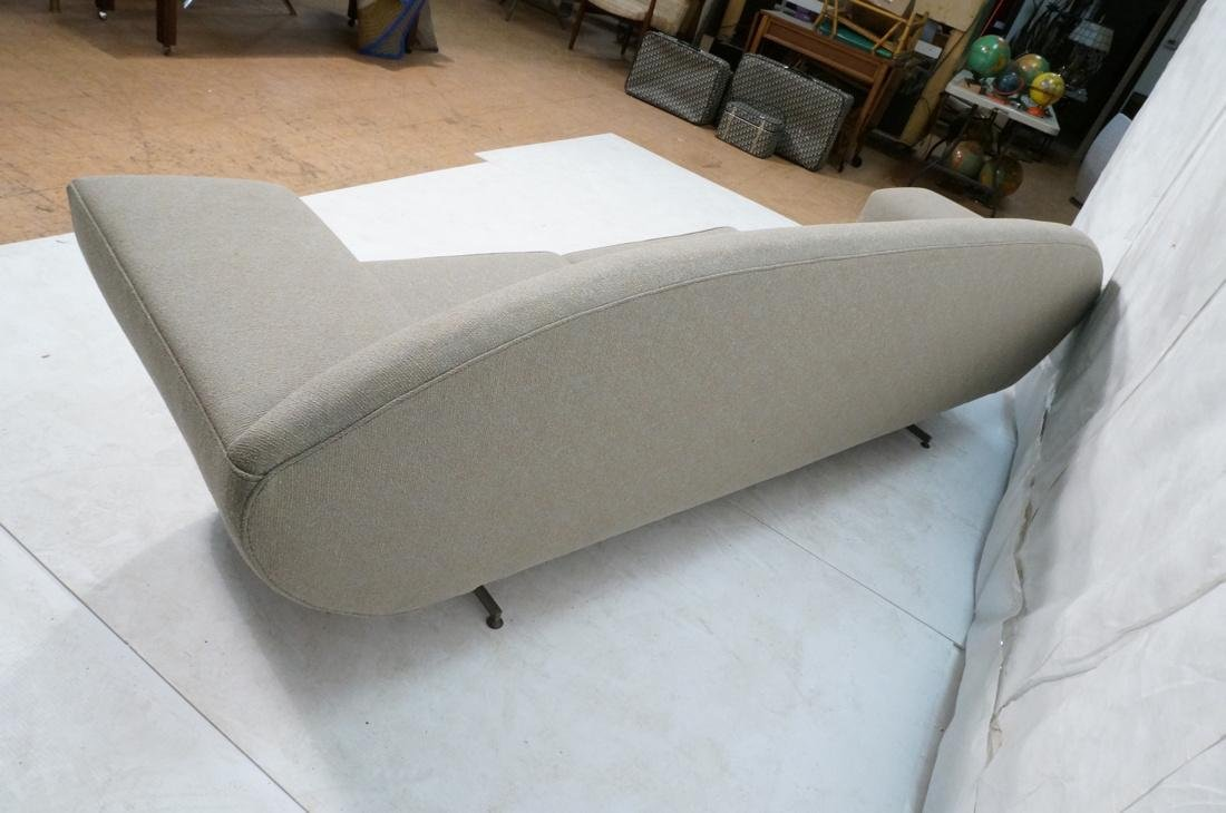 JOHANNES ANDERSEN Capri Sofa Couch. Dramatic wide - 5