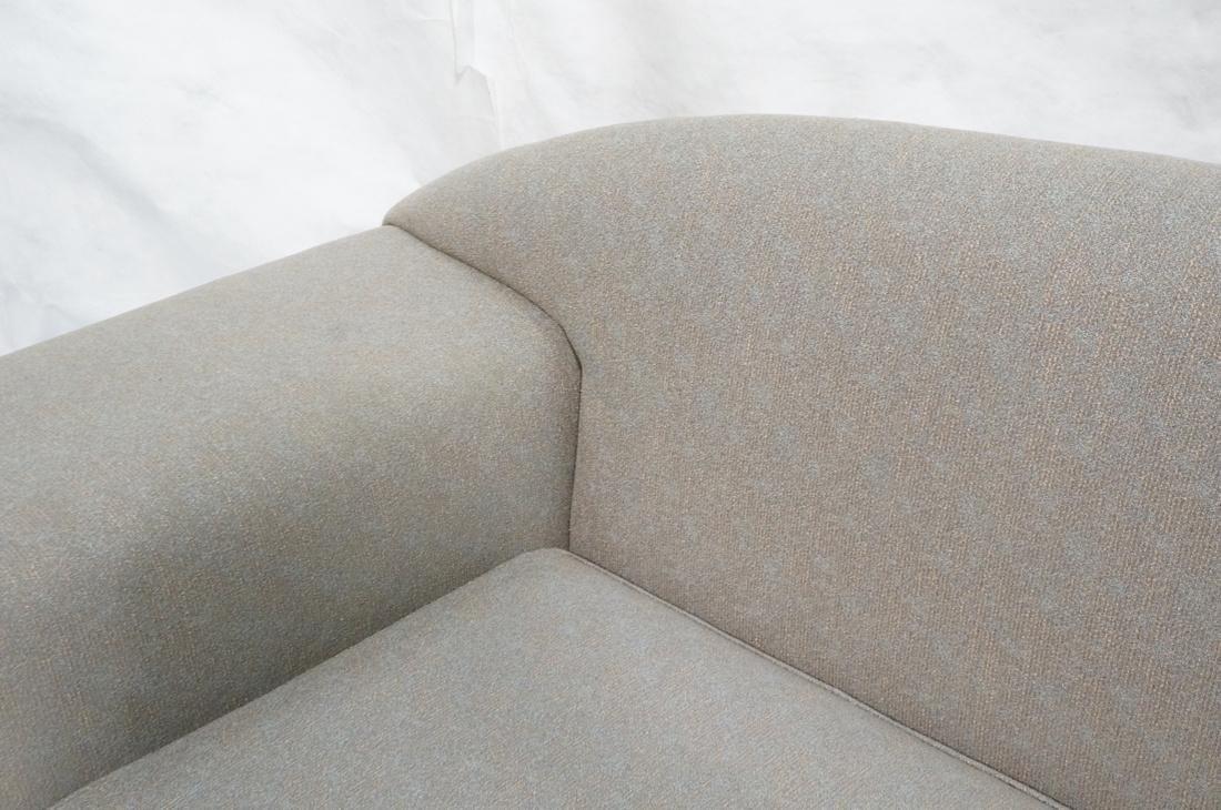 JOHANNES ANDERSEN Capri Sofa Couch. Dramatic wide - 7