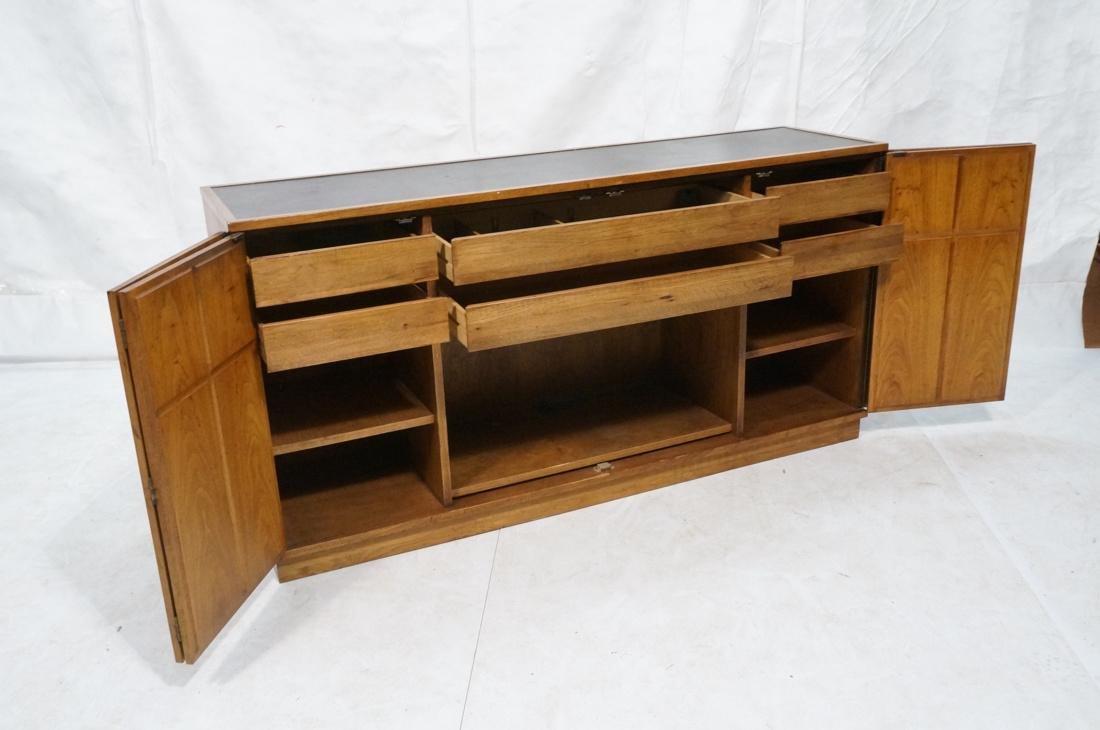 Modern Credenza Sideboard. Double bi-fold doors w - 2