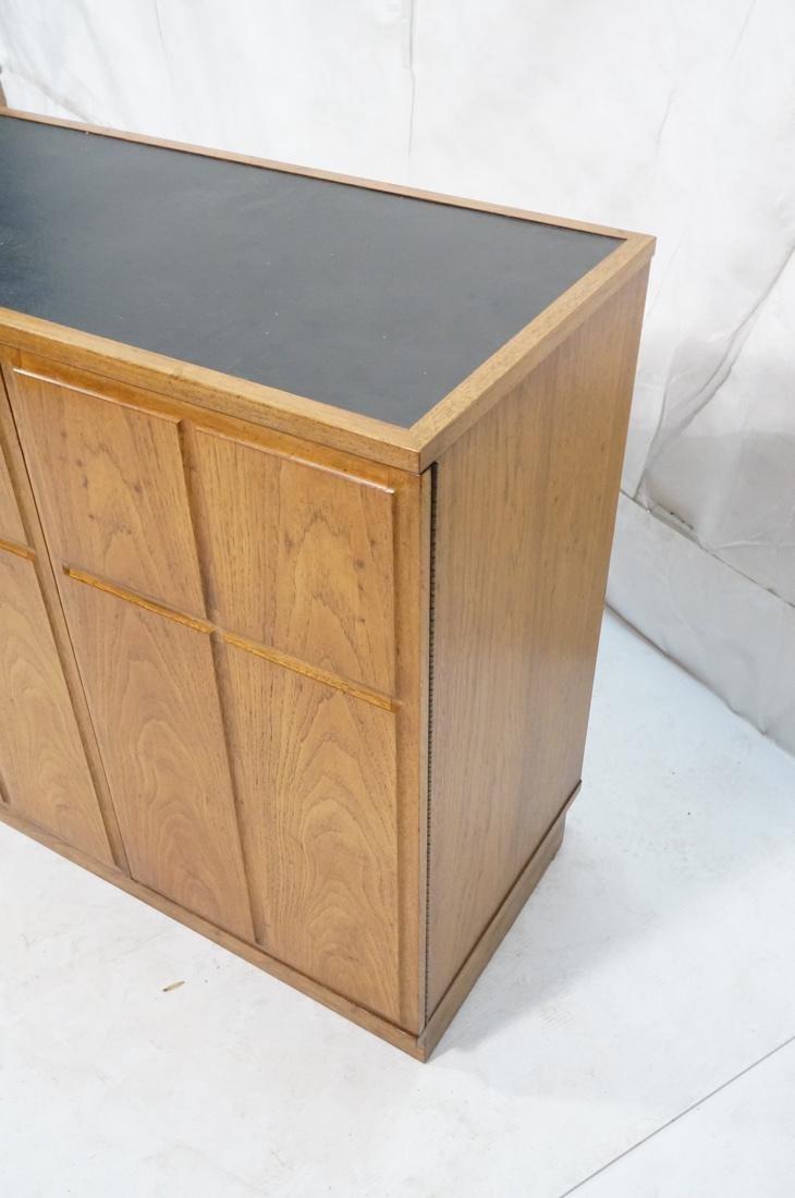 Modern Credenza Sideboard. Double bi-fold doors w - 3