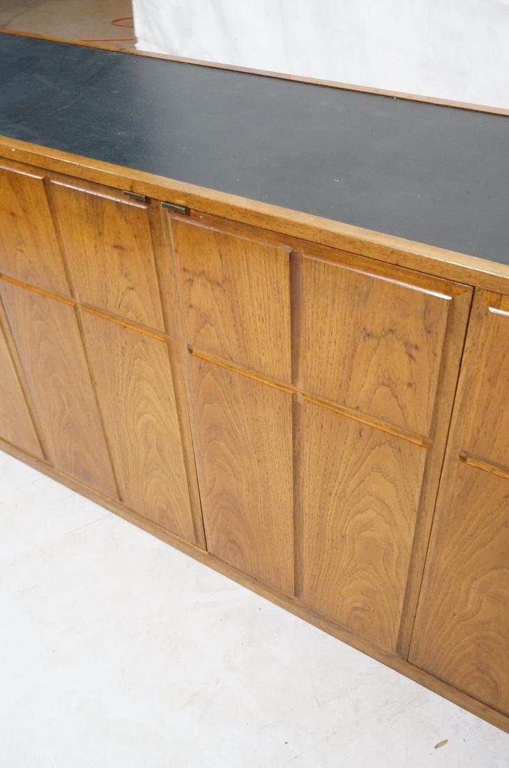 Modern Credenza Sideboard. Double bi-fold doors w - 4