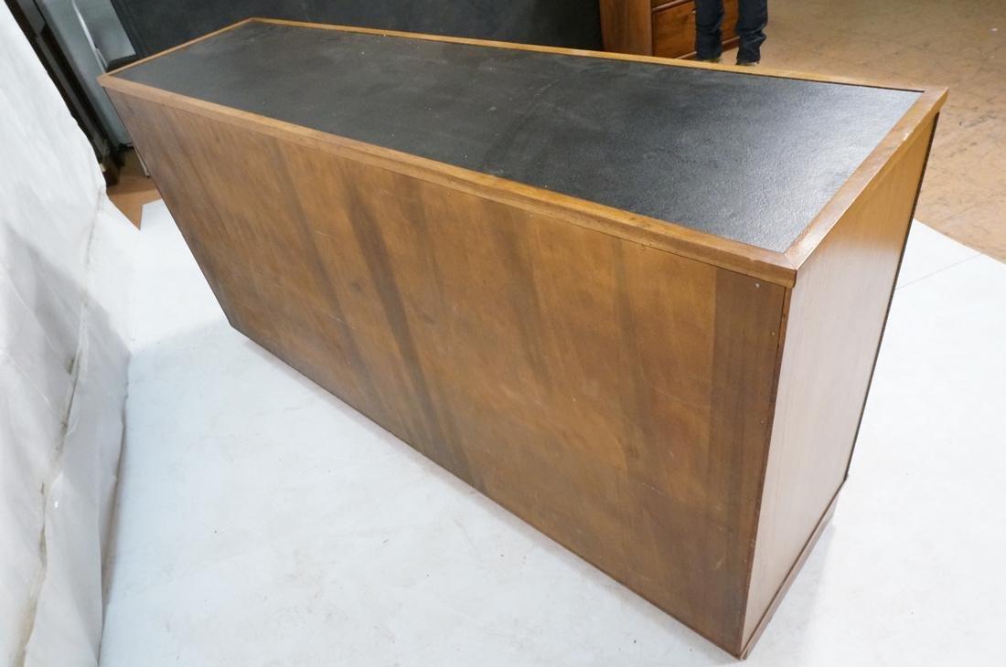 Modern Credenza Sideboard. Double bi-fold doors w - 7