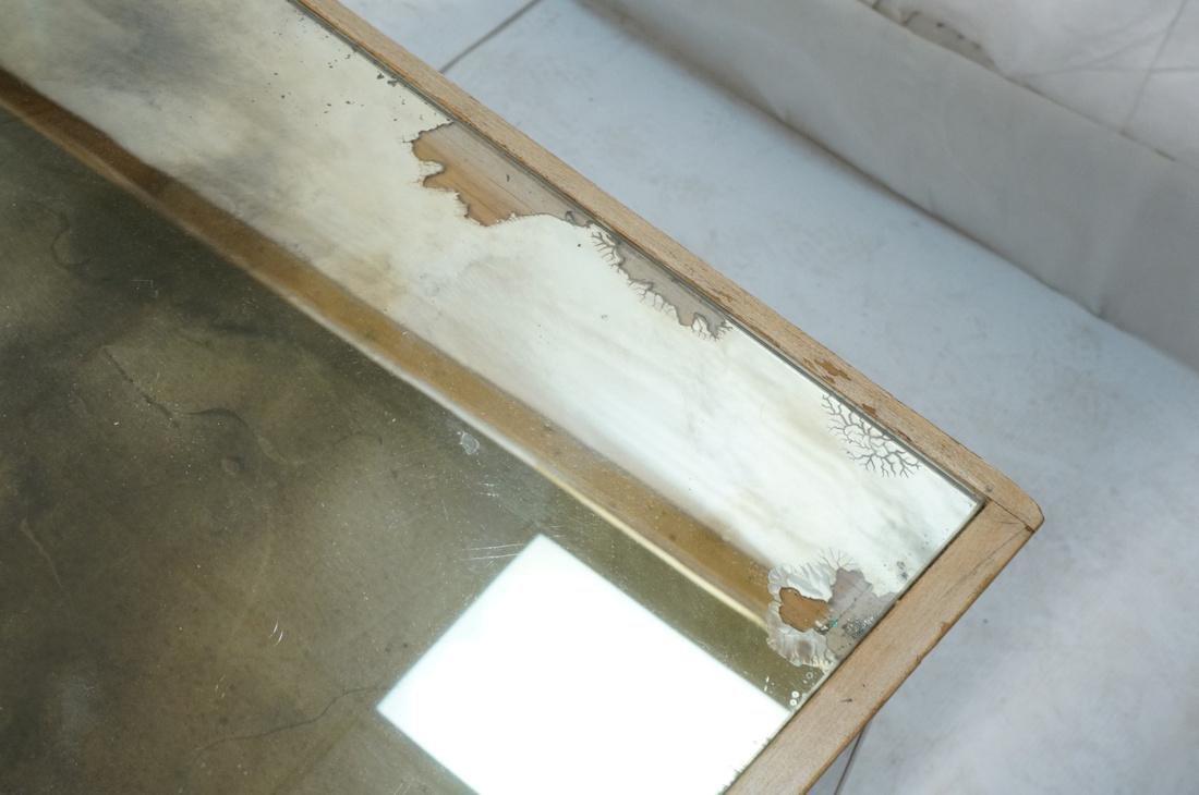 Decorator Eglomise Four Door Mirrored Cabinet. Cr - 8