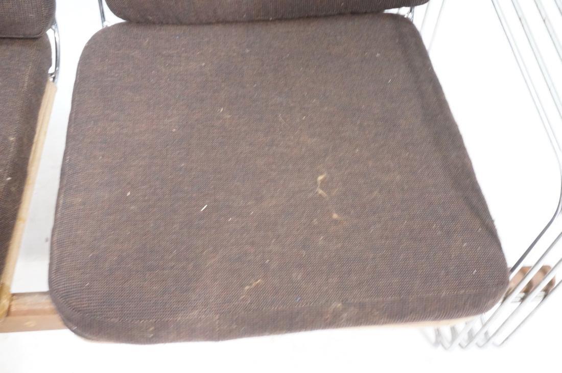 3pc ROBERT HAUSMANN  Seating Set. Love Seat, Loun - 5