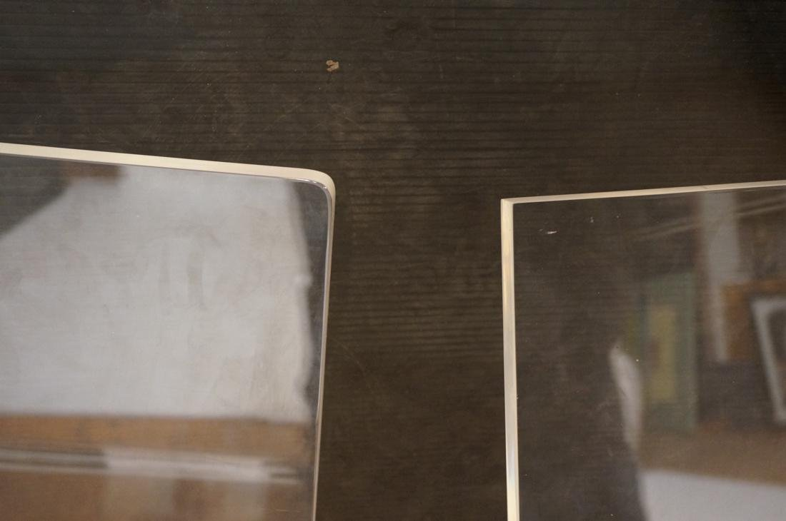 4pc BORGE MOGENSEN Oak Modern Dining Chairs. Curv - 8