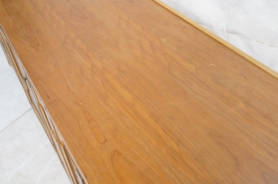 METZ MADE American Modern Credenza Sideboard. 6 d - 6