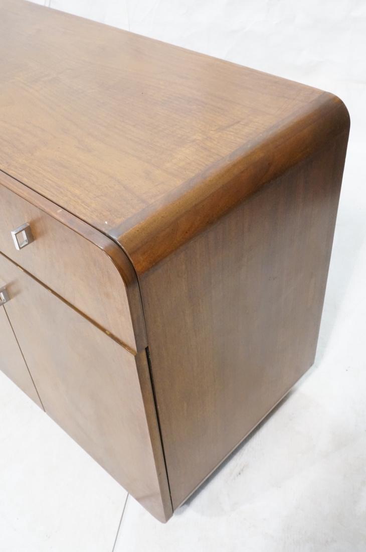 FOUNDERS American Modern Walnut Modernist Credenz - 7