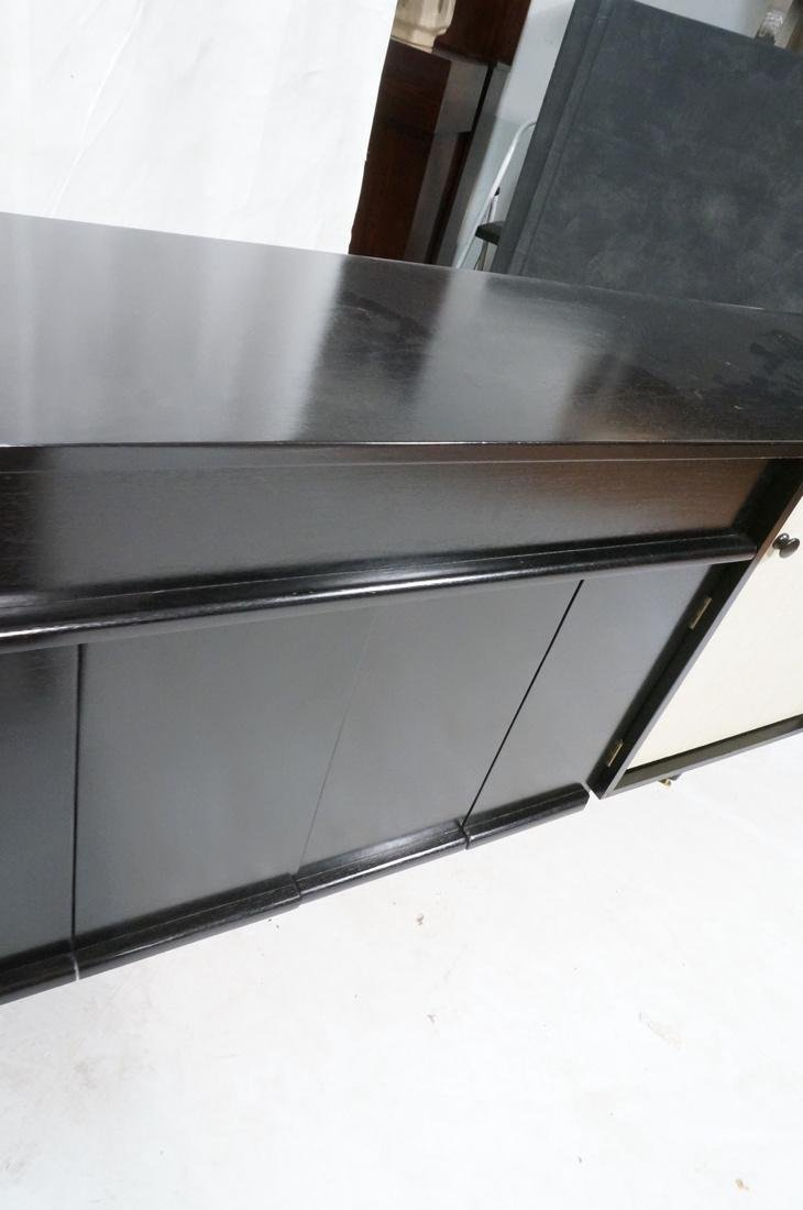 Baughman for Glenn of CA Black Modernist Credenza - 7
