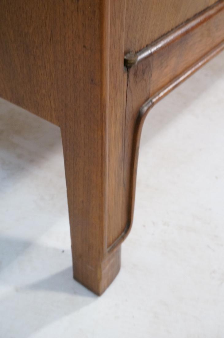 JOHN STUART Modern Walnut Credenza. JANUS Collect - 8