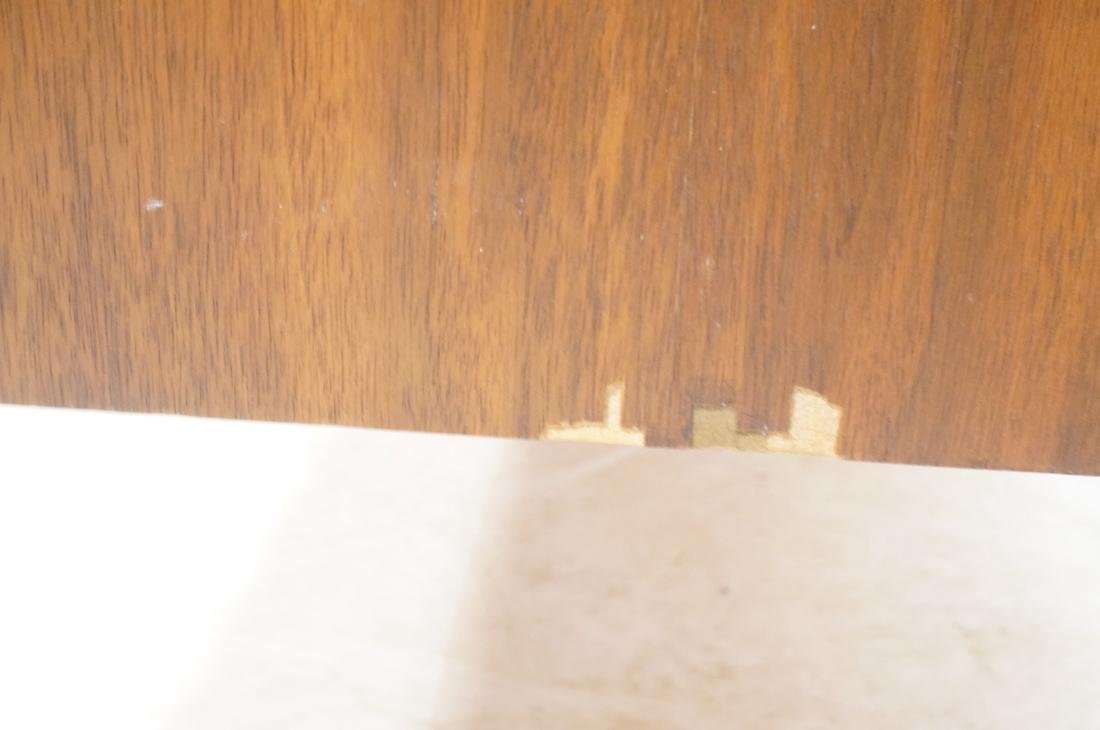 JOHN STUART Modern Walnut Credenza. JANUS Collect - 9