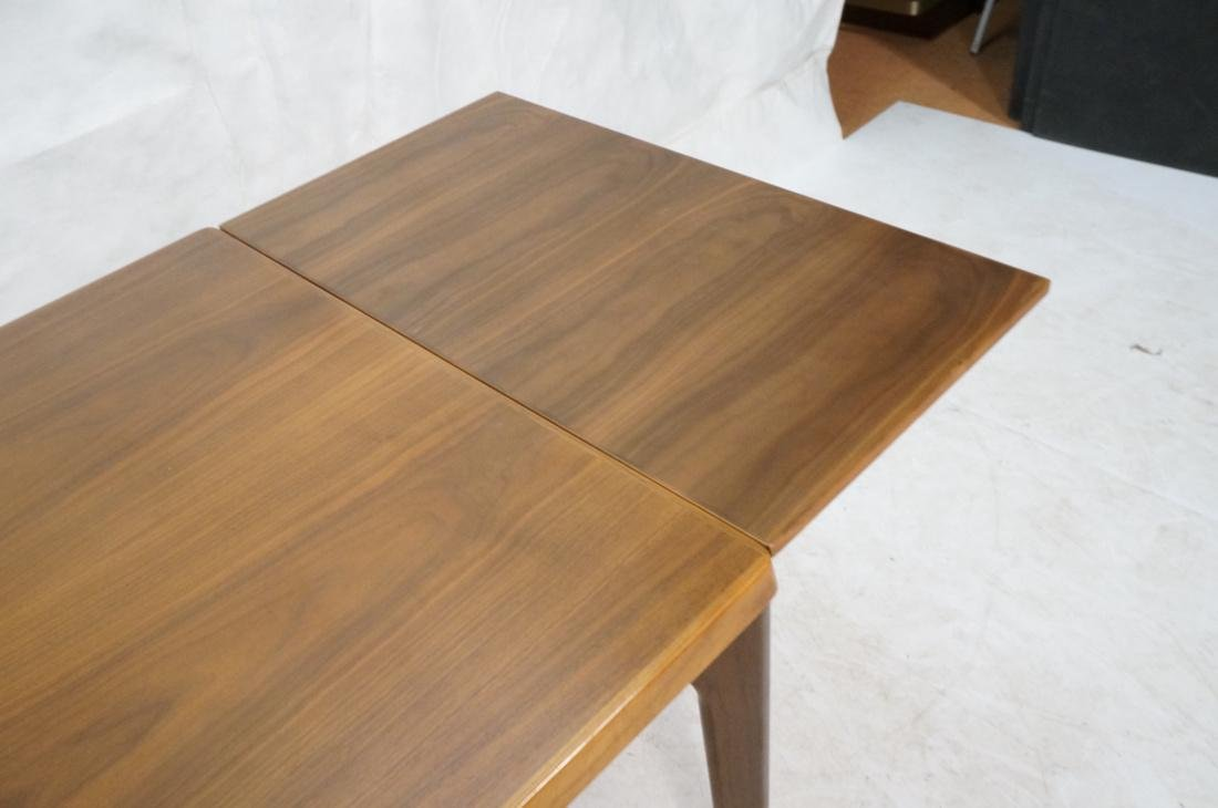 Danish Teak Refractory Table STOLE. Legs set at 4 - 9