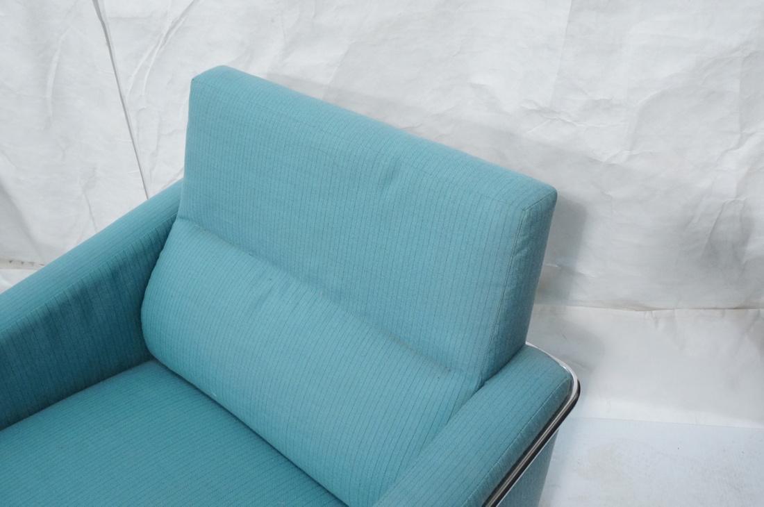 FRITZ HANSEN by ARNE JACOBSEN 2pc Sofa Lounge Cha - 2