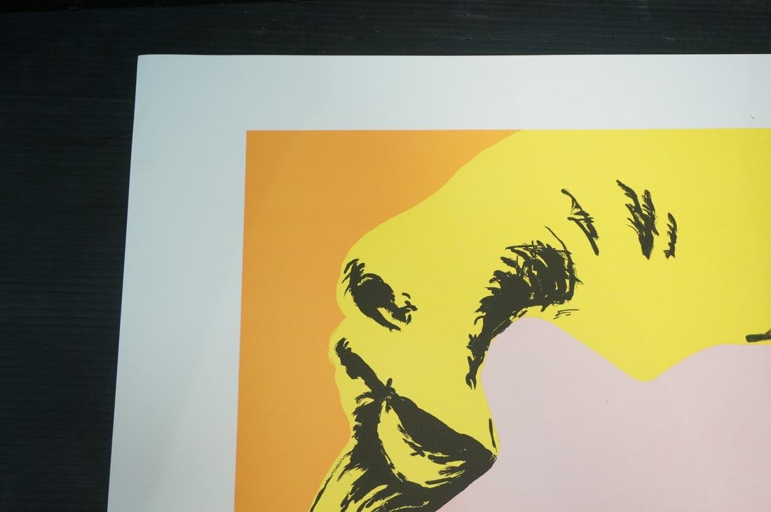ANDY WARHOL MARILYN MONROE Lithograph Print. Andy - 2