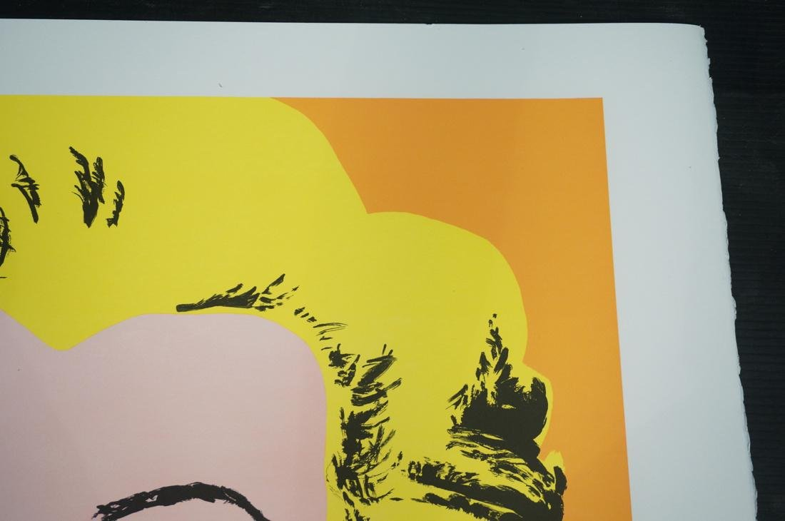 ANDY WARHOL MARILYN MONROE Lithograph Print. Andy - 3