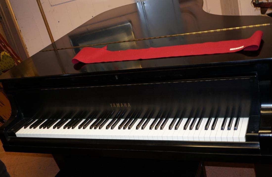 YAMAHA G2 Ebony case Baby Grand piano with matchi - 2