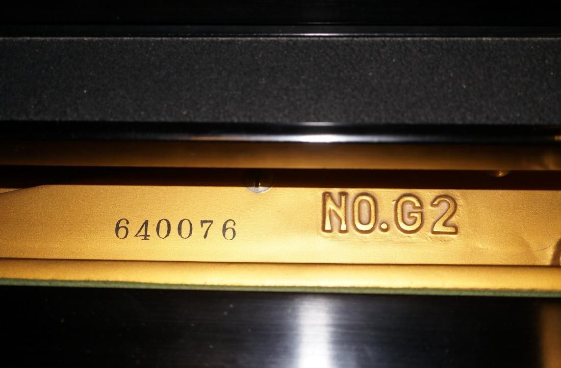 YAMAHA G2 Ebony case Baby Grand piano with matchi - 3
